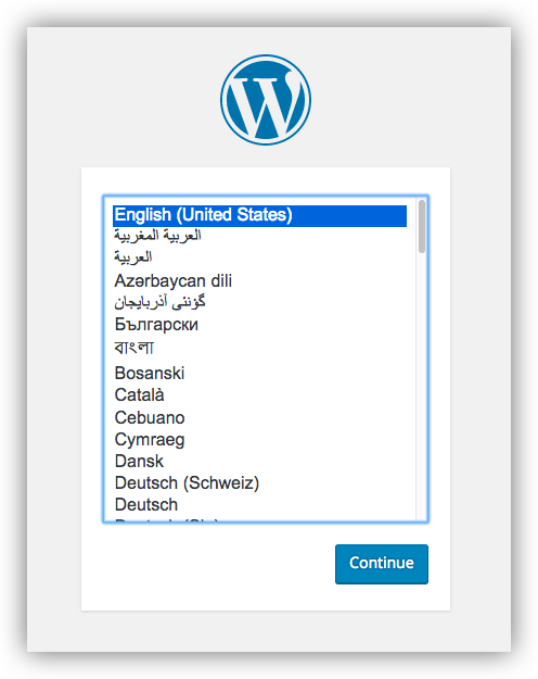wordpress-lang