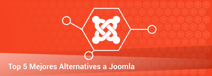 alternativas a Joomla