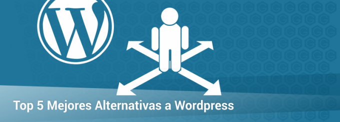 top 5 mejores alternativas wordpress