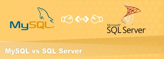 mysql vs sql server