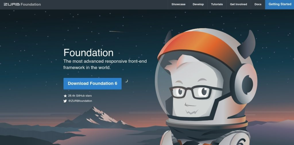 ZURB Foundation - Home